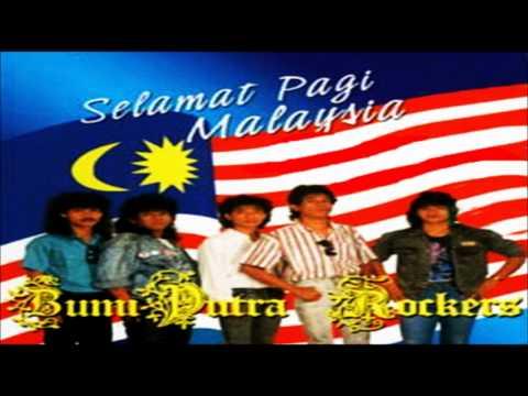 Bumiputra Rockers - Selamat Pagi Malaysia HQ