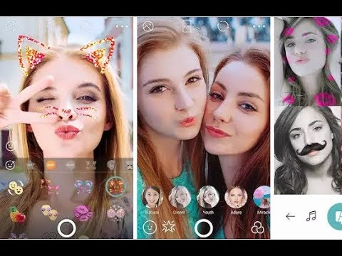 Best Selfie Camera Apps For Android Mobiles 2018