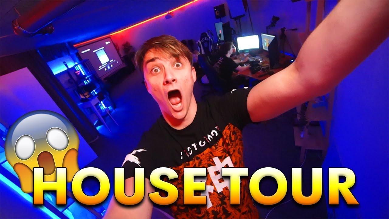 MIT NYE VILDE HUS (House Tour) - Alexander Husum