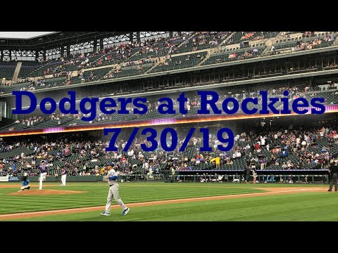 Dodgers Offense Explodes For 9 Runs And Tony Gonsolin Has An Incredible Outing In 4 Inning Save
