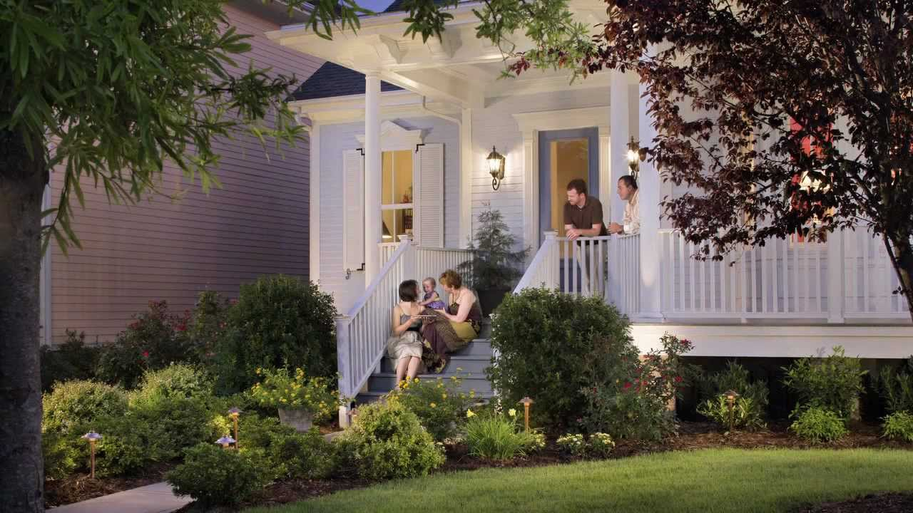 Outdoor Lighting Perspectives National 30 Second Television Commercial