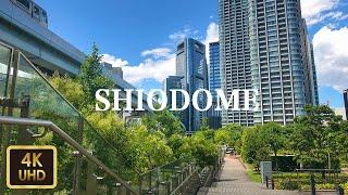 DJI Osmo Pocket -汐留を散歩 Walking Shiodome【4K】【June 2019】
