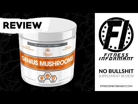 the-genius-brand-genius-mushroom-review:-improving-your-wellness-from-natural-sources