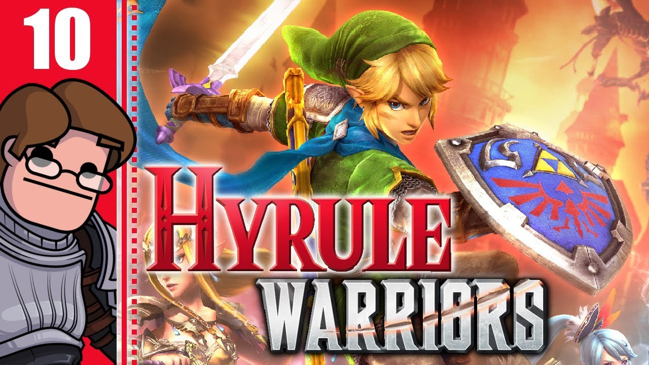 Let S Play Hyrule Warriors Part 10 Sealed Grounds Sealed Ambition Skyward Sword Youtube