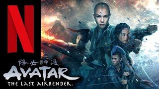 Avatar - Son hava bükücü 2020  Avatar - The last airbender 2020  TÜRKÇE ALTYAZILI FRAGMAN
