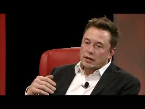 Elon Musk on becoming transhuman cyborgs to compete with A.I.