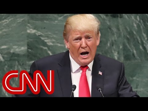 Trump slams Iran, China at United Nations