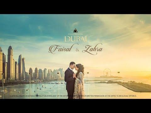Dubai Wedding Highlight | Zahra & Faisal | 2018 UAE | Sunny Dhiman Photography