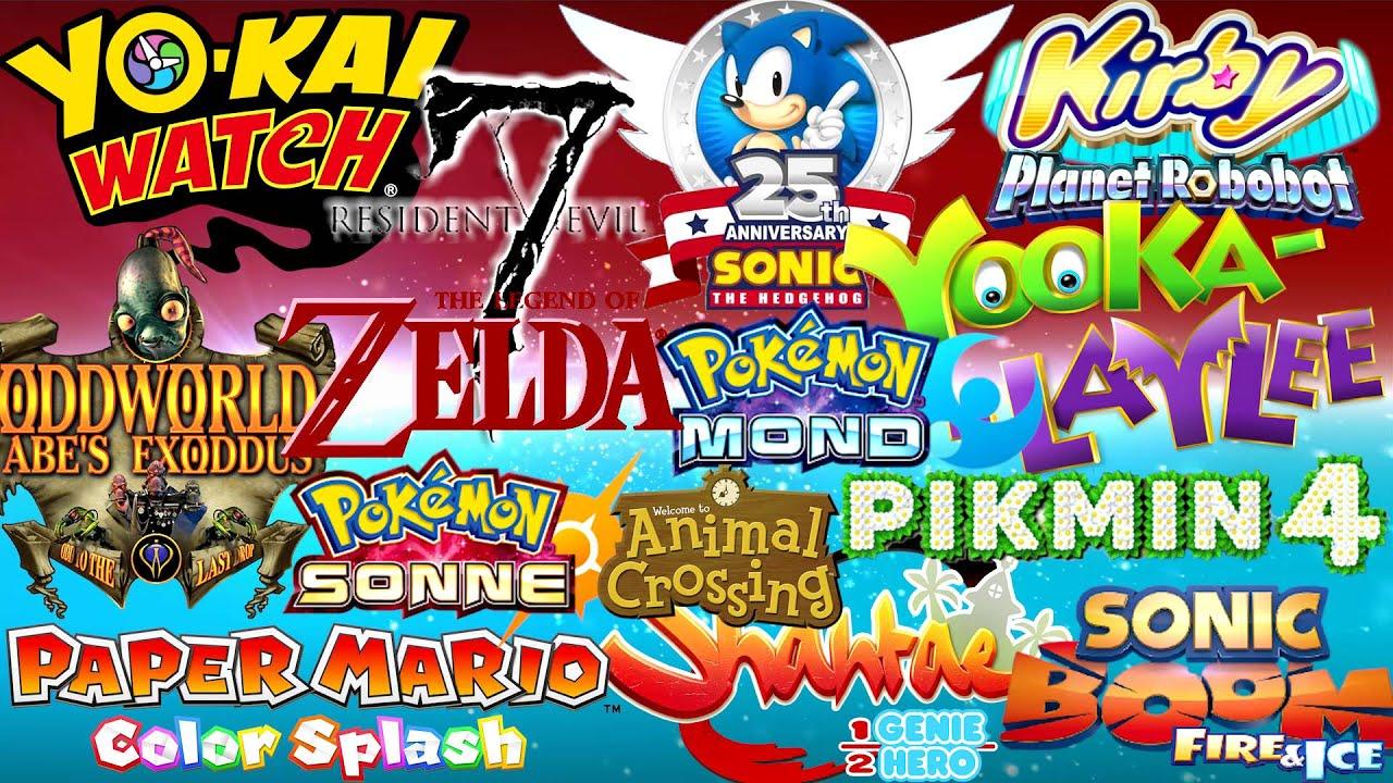 Neue Games