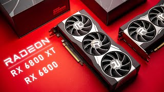 They ALMOST Did It - AMD Radeon RX 6800 XT & RX 6800 Review