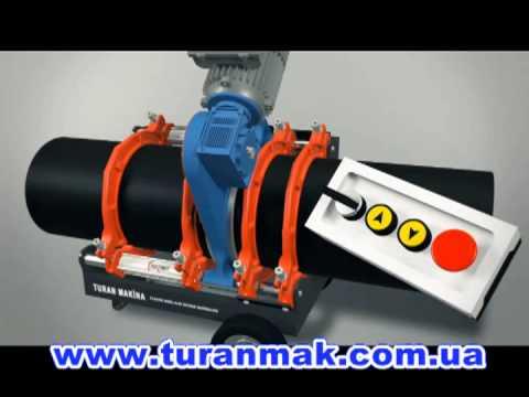 Инструкция по использованию аппаратов стыковой сварки полиэтиленовых труб
