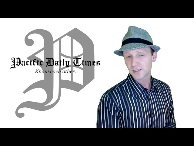 From the Editor: Pacific Daily Times Editorials