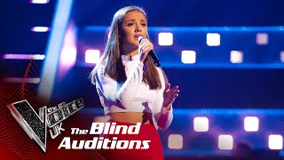 Shauna Byrne's 'If I Can't Have You' | Blind Auditions | The Voice UK 2020