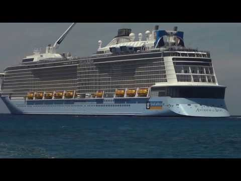 Emerald Princess-Cayman Islands-12.05.2016(Tender Embarkation)