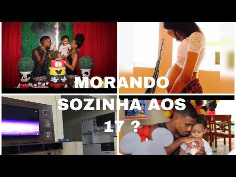 MORANDO SOZINHA AOS 17 ? ? // Tati Maciel ✨ thumbnail