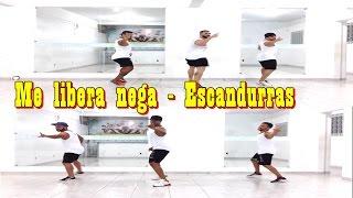 me libera nega escandurras ft mc beijinho coreografia meu swingo