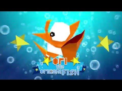 Ori the Origami Fish