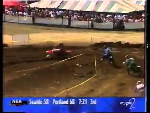 1997 Gainesville 125 motocross