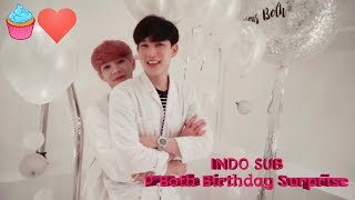 [INDO SUB] Kejutan Ulang Tahun Untuk P Both