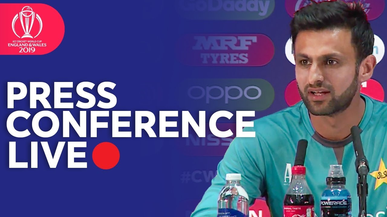 Post Match Press Conference Pakistan vs Bangladesh | ICC Cricket World Cup 2019