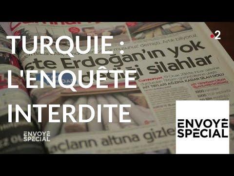 Envoyé spécial. Turquie : l'enquête interdite - 29 mars 2018 (France 2)