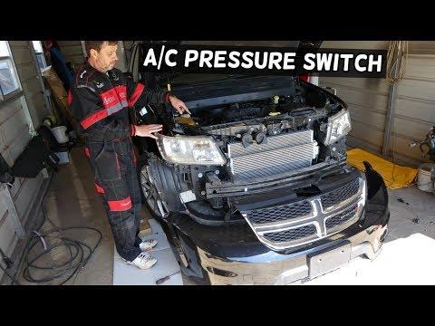 A//C Condenser /& Radiator Kit for 2009-2010 Dodge Journey