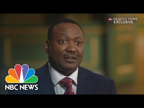 Extended Interview: Capitol Police Lt. Michael Byrd Speaks Out