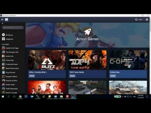 Facebook GameRoom: How To Download Facebook Game Room On Windows PC