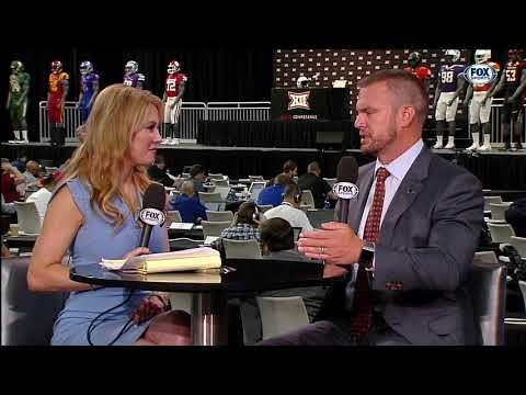 Tom Herman Sit Down with Jen H tom herman