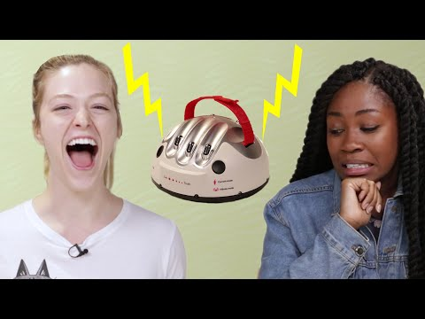 Lie Detector Challenge: Women Give Compliments