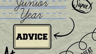 Back to School: Junior Year Advice Thumbnail
