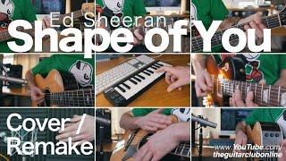 Baixar Ed Sheeran - Shape Of You (Instrumental Cover)