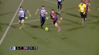 Tag Rugby Mixed Super League Final, Second Leg (Winter 2014) - DSC v Southfields Sharks