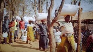 Burundi refugees in Tanzania: Vox Pop