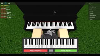 Roblox Piano | Kygo - Stargazing ft. Justin Jesso
