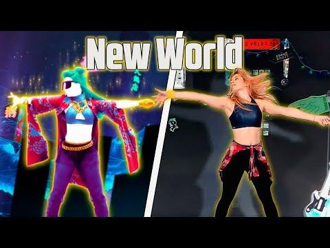 Just Dance 2019 NEW WORLD Krewella | Gameplay