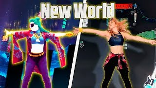 Just Dance 2019 NEW WORLD Krewella Gameplay