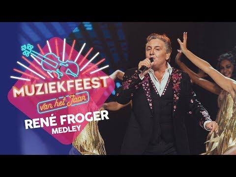 Rene Froger - Medley | Muziekfeest van het Jaar 2017