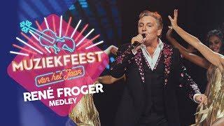 Rene Froger - Medley   Muziekfeest van het Jaar 2017
