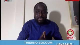 Thierno Bocoum réagit aux mesures d'assouplissement