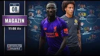 Bundesliga nicht attraktiv genug? Die Zu- und Abgänge im Vergleich | TRANSFERMARKT