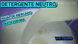 DETERGENTE NEUTRO IGUAL DE MERCADO – SUPER ESPUMA
