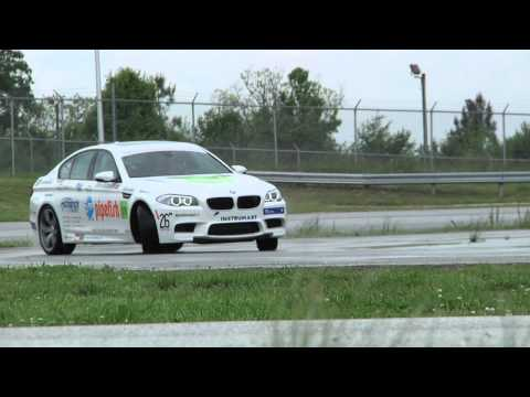 BMW Guinness Book of World Records Longest Drift