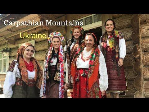 Exploring The Carpathian Mountains - Ukraine