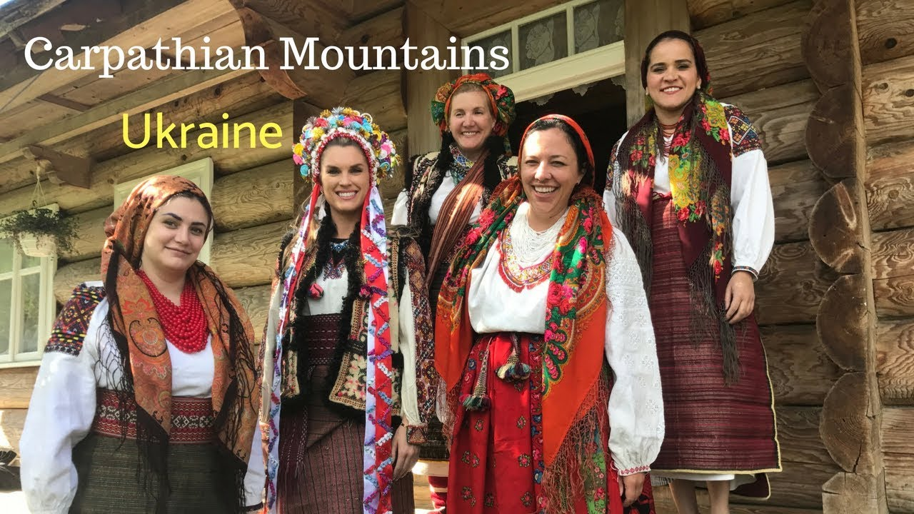 Exploring the Carpathian Mountains – Ukraine