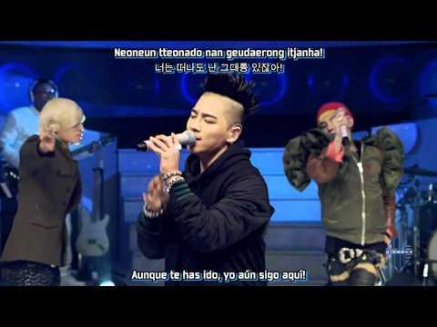 BIGBANG - (YG On Air) Blue [Sub Español-Romanizacion-Hangul] (Link Descarga)