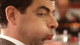 Goldfish in Bean's Mouth | Mr. Bean Official