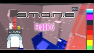 [ROBLOX] The S.T.O.N.E. Facility | Progress #8 - FLOOR 6.