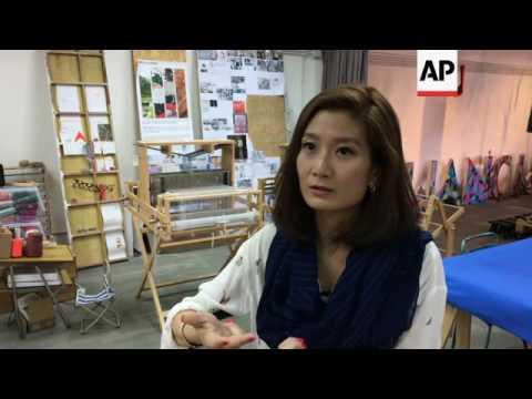 Designers breathe new life into China's folk crafts