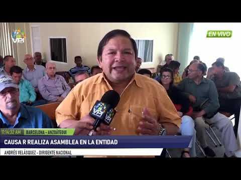 Anzoátegui - Esperan Cambio Político A Través De Asambleas Con La Comunidad - VPItv